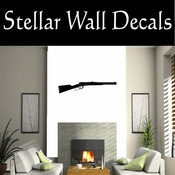 Western Winchester NS001 Vinyl Decal Wall Art Sticker Mural SWD