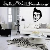 Ace Ventura Famous Icon Wall Vinyl Decal Sticker SWD