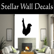 Gymnastics NS006 Vinyl Decal Wall Art Sticker Mural SWD