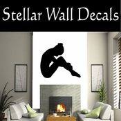 Gymnastics NS025 Vinyl Decal Wall Art Sticker Mural SWD