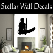 Gymnastics NS027 Vinyl Decal Wall Art Sticker Mural SWD