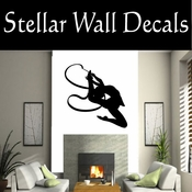 Gymnastics NS029 Vinyl Decal Wall Art Sticker Mural SWD