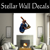 Baseball Throwing Hitting Pitching Batting Catching Sliding Swinging CDSColor144 Sport Sports Wall or Car Vinyl Decal Sticker Mural SWD