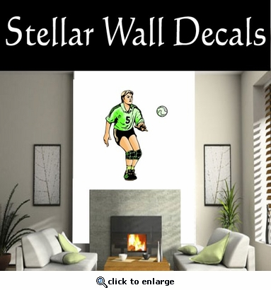 Soccer Futball Running Kicking Kick Score Goal Goalie Players CDSCOLOR216 Sports Vinyl Wall Decal - Wall Mural - Car Sticker  SWD