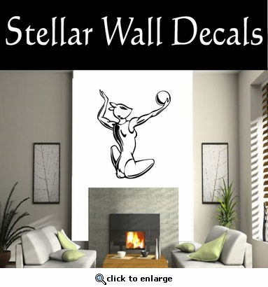 Water Polo Water Sports  CDS003 Sports Vinyl Wall Decal - Wall Mural - Car Sticker  SWD