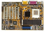 Asus Cuv-Nt Motherboard System Board - Socket 370, Via 694X Chipset
