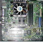 Asus P4S266-Vx Motherboard System Board P4 Socket 478 Atx Pci