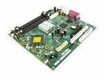 Dell Ww034 Motherboard For Optiplex GX745 Standard Desktop Sd Model
