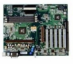136109-102 Compaq System Board Pentium 3 With 1394 Interface