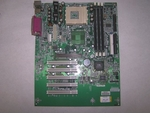 188601-101 Compaq Pipeline System Board For Presario, 5 Pci Slots, 1