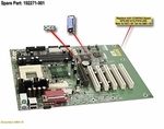 192271-001 Compaq Motherboard System Board For Presario 7000 And 7P