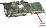 Compaq 217803-001 Motherboard System Board For Presario 1800T/ 18Xl