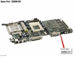 222699-001 Compaq Motherboard System Board For Presario 1200Xl Note