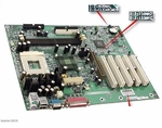 242338-002 Compaq Motherboard For Presario 7110 /7120 Series PC's