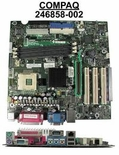 246858-002 Compaq Motherboard System Board Spider-S With Nic - New