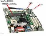 246858-004 Compaq Motherboard System Board Spider-S With Nic - New