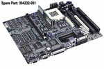 304232-001 Compaq Motherboard System Board 586 With 32Mb, Socket 7