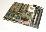 310117-101 Compaq Motherboard System Board Pentium, Socket 7 With 1