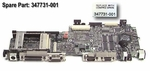 347731-001 HP Compaq Motherboard System Board For Presario 1800, 18