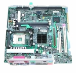 Dell Cg982 System Board -Optiplex GX260 S478,Integrated A/V/Lan 0Cg