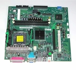 D7772 Dell Motherboard System Board For GX280 Sff 2 Memory Slots, 1