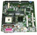 D8981 Dell Motherboard System Board for Optiplex 170L GX170L 0D898
