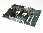 Dell Hg594 Motherboard System Board Dual Xeon For Precision 470 0H