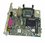 Dell Mm621 Motherboard For Optiplex GX745 Usff Ultra Small Form Facto