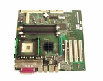 Wd743 Dell System Board Motherboard Optiplex GX270 Wd743 - New