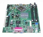 Wk883 Dell Motherboard System Board For Optiplex 745 Sff Small Form