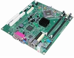 Xg312 Dell Motherboard System Board For Optiplex GX520 Sd Desktop