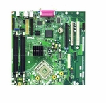 Xp546 Dell System Board -Optiplex GX620 Mt Mini-Tower 0Xp546