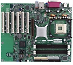 Intel Desktop Board D865GBF/D865PERC - Motherboard I865G - Atx S478 - New