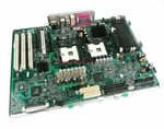 Dell Mg022 Motherboard System Board Dual Xeon For Precision Ws 670