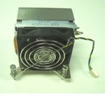 HP 411459-001 heatsink and fan DC5100 7100 7600 SFF with 3 wire