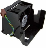 HP 444307-001 Front Chassis Cpu Fan With Black Cover Shroud For Dc7