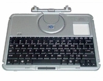 HP 3111B09908A TC1100 tablet keyboard 101 key US version with stand