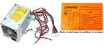 Compaq HP 279066-001 Genuine 220W 20Pin Atx Power Supply For Evo D310