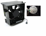 Foxconn PV123812DSPF-01 fan 12V with 4 wire 5 pin