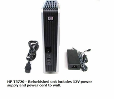 HP Hstnc001LTc T5720 Thin Client, Amd Nx1500 512Mb Flash Ram, 512Mb R