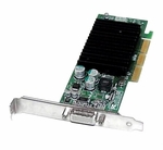 Dell 180-10118-A02 Nvidia Quadro Nvs280 AGP Video Card With Dms-59
