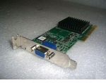 2G823 Dell Video Card 16Mb Ati Rage 128Pro Agp With Low Profile Brack