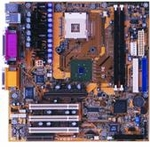 124729 Mb Emachine Vc31 T-4155 Mother Board