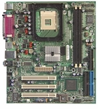 20020828 Trigem Imperial-G System Board W/Lan Supports 400Mhz/533Mhz
