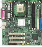 100995 Emachine T2895 Motherboard System Board Ms-6714 100995