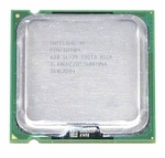 Dell W8400 CPU - P4 630 3GHZ 2MB cache, 800MHz LGA775