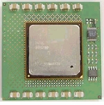 189947-001 HP Compaq Genuine Cpu Xeon 1.4 Ghz, 100 Mhz 256K Cache