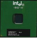 Sl46U Intel Cpu 600 Mhz Celeron Processor