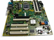 HP 505799-001 System board (motherboard) - For Elite 8100 Convertible Minitower PC (Piketon)