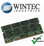 380134281A Wintec Memory 1Gb Pc2-4200 200Pin Dimm